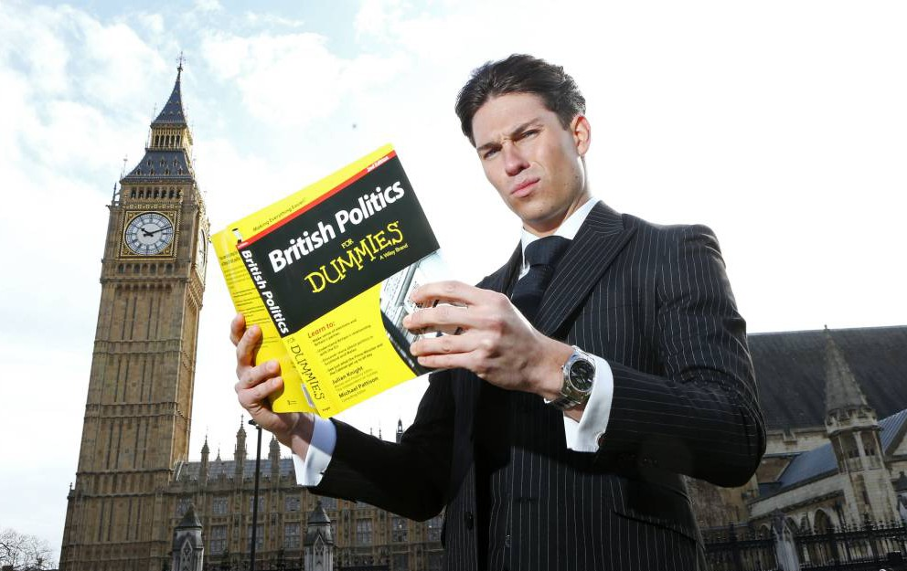 13 things we learnt about the general election from Educating Joey Essex
