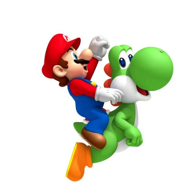 New Super Mario Brothers (Nintendo, Wii)
