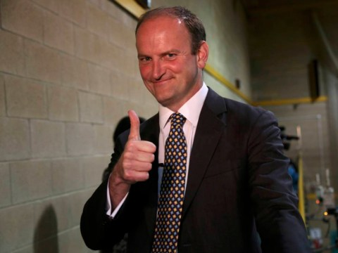 UKIP wins first seat at a General Election as Douglas Carswell wins