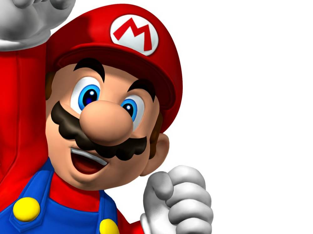 This is what the guy who has been voicing Super Mario for last 30 years looks like