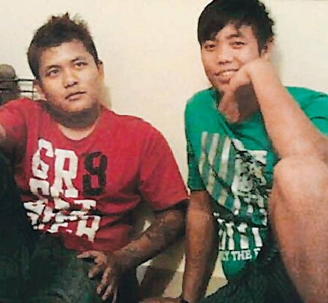 The duo - Dholjit, Michael - skinned their pet dog and roasted it before a neighbour raised an alarm. Bangalore: Manipuri trio behind bars for roasting their pet dog Read more at: http://indiatoday.intoday.in/story/bangalore-police-manipuri-youth-pet-dog-roast-dholjit-michael-romen/1/437206.html