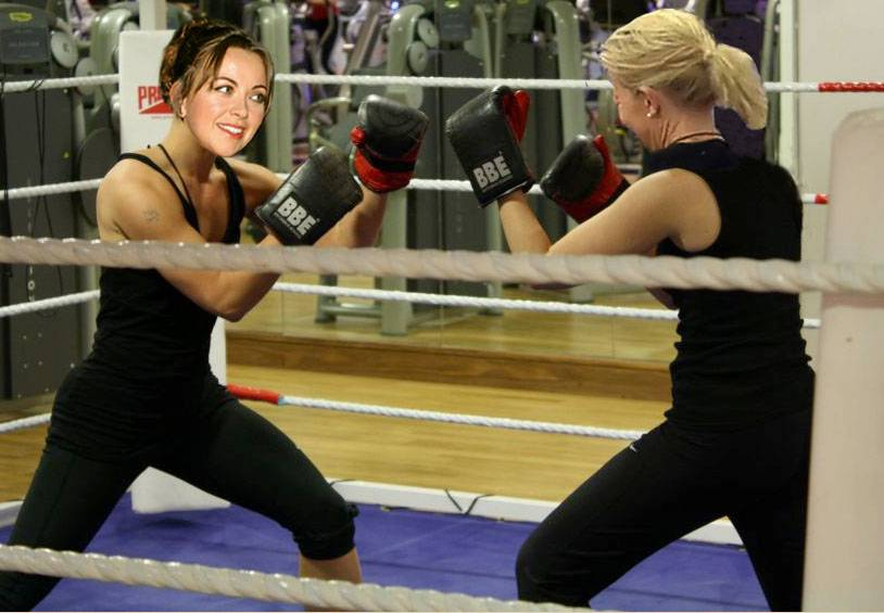 Charlotte Church challenges Katie Hopkins to a charity boxing fight