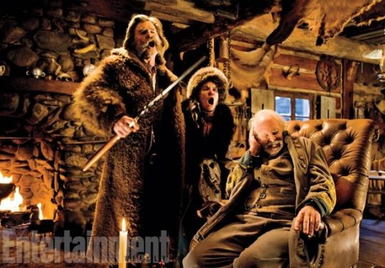 Hateful Eight. Quentin Taratino Credit: Entertainment Weekly. Link: http://www.ew.com/gallery/hateful-eight-character-portraits