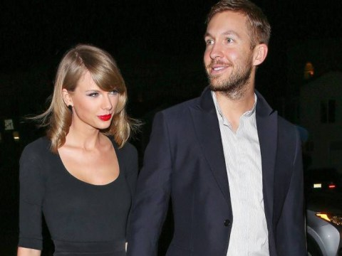 Taylor Swift and Calvin Harris 'offered $10 million' to star in Armani's new underwear campaign