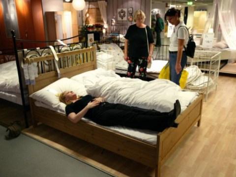 Ikea is opening a 'breakfast in bed' cafe in Shoreditch