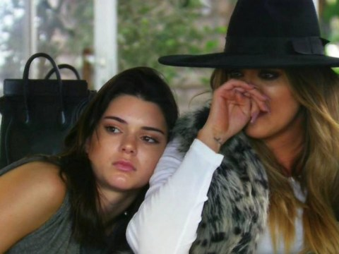 Kendall Jenner tweets 'please don't go' as Lamar Odom remains 'in critical condition with heart failure'