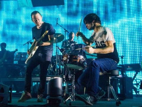Radiohead announce world tour AND tease fans with new album artwork