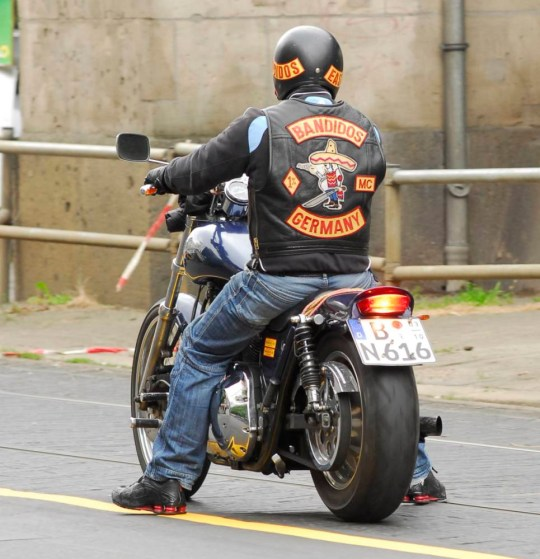 5 things you you to know about the Bandidos and Cossacks motorcycle