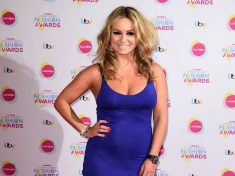 Strictly Come Dancing's Ola Jordan: 'I'm not pregnant, I'm just fat'