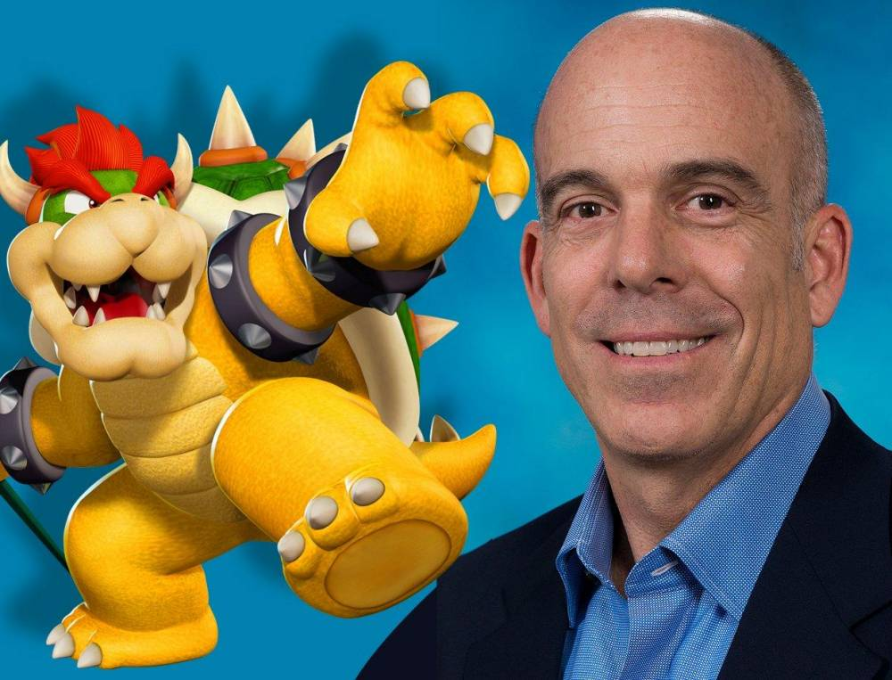 Nintendo has just hired a guy called Bowser – yes, really