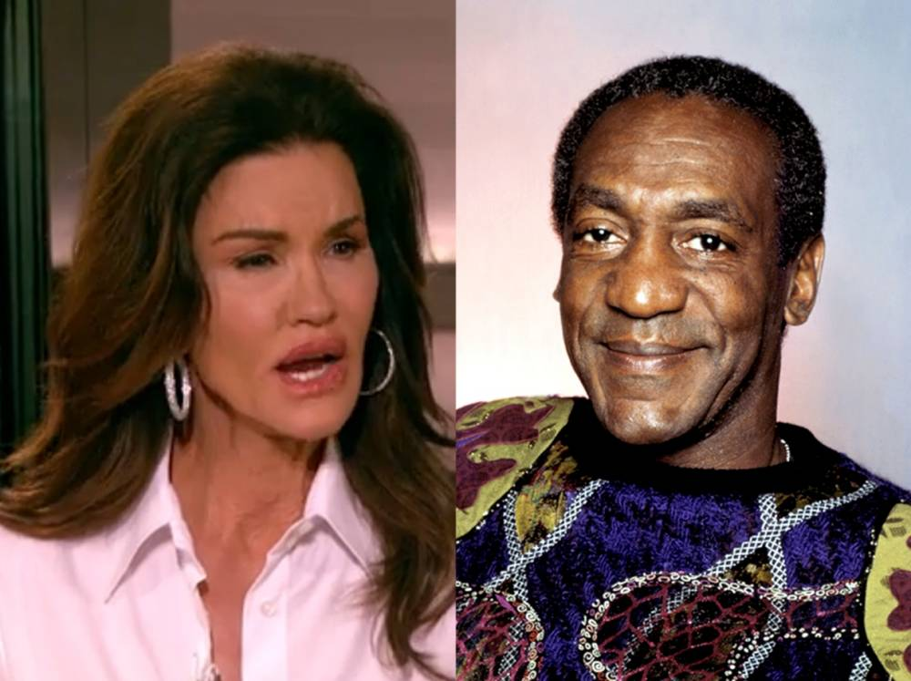 Janice Dickinson is suing Bill Cosby as he denies her claims that he drugged and raped her