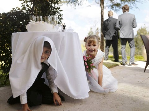 7 ways my kids will ruin your wedding