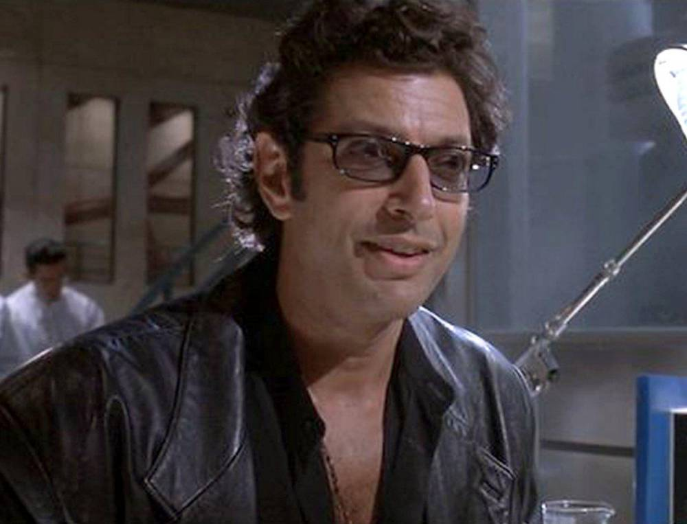 Jeff Goldblum is totally up for the Jurassic World sequel