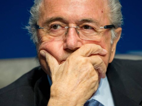 Fifa president Sepp Blatter in hospital after 'small emotional breakdown'