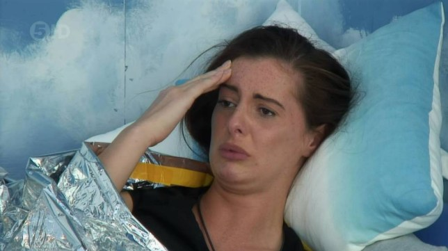 27.05.15 Big Brother: Timebomb - Day 15 - Highlights. Pictured: Jade-Martina Lynch PLANET PHOTOS www.planetphotos.co.uk info@planetphotos.co.uk +44 (0)20 8883 1438