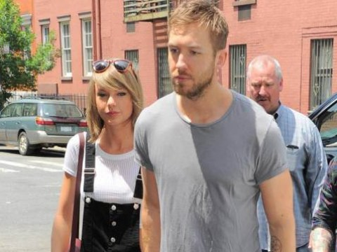 Taylor Swift and Calvin Harris take an impromptu tour of the Guinness factory after her sold out Dublin gigs