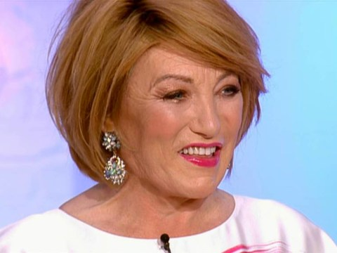 Kellie Maloney's had a makeover and she looks awesome