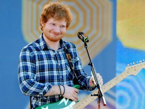 Ed Sheeran admits to soiling himself on stage after mistaking 'shart' for 'fart'