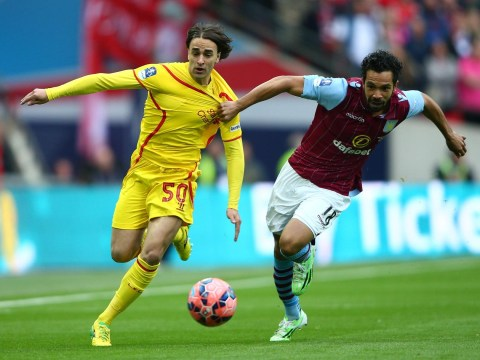 Liverpool 'prepare to offload Lazar Markovic', they want him to leave this transfer window