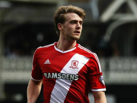Chelsea boss Jose Mourinho spotted scouting Patrick Bamford playing for Middlesbrough
