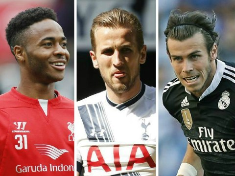 Manchester United 'plot incredible £180.3m transfer spree to land Real Madrid's Gareth Bale, Liverpool's Raheem Sterling and Tottenham Hotspur's Harry Kane'