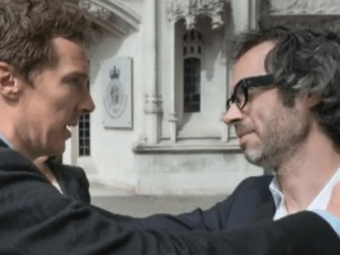 Benedict Cumberbatch supports best friend at milestone freedom of speech ruling