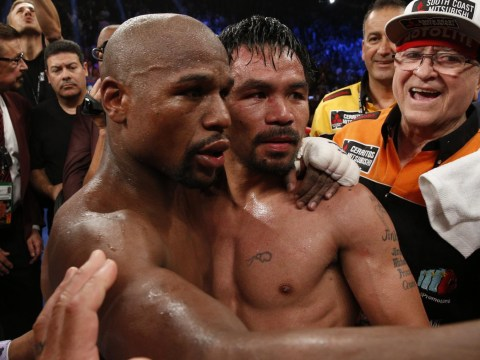 Who's next? Five fighters Floyd Mayweather may fight after beating Manny Pacquiao in Las Vegas