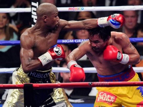 Floyd Mayweather rules out rematch with Manny Pacquiao and calls him a 'coward'