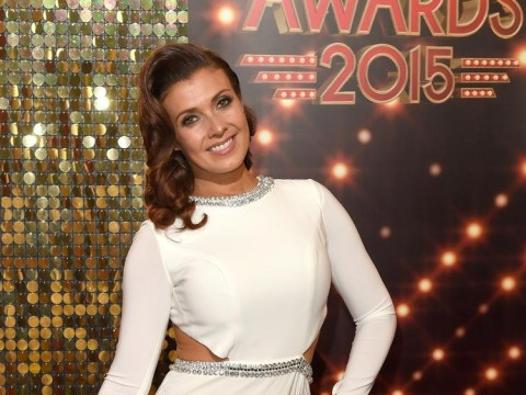 EXCLUSIVE: Kym Marsh welcomes 'much needed eye candy' Shayne Ward in Coronation Street