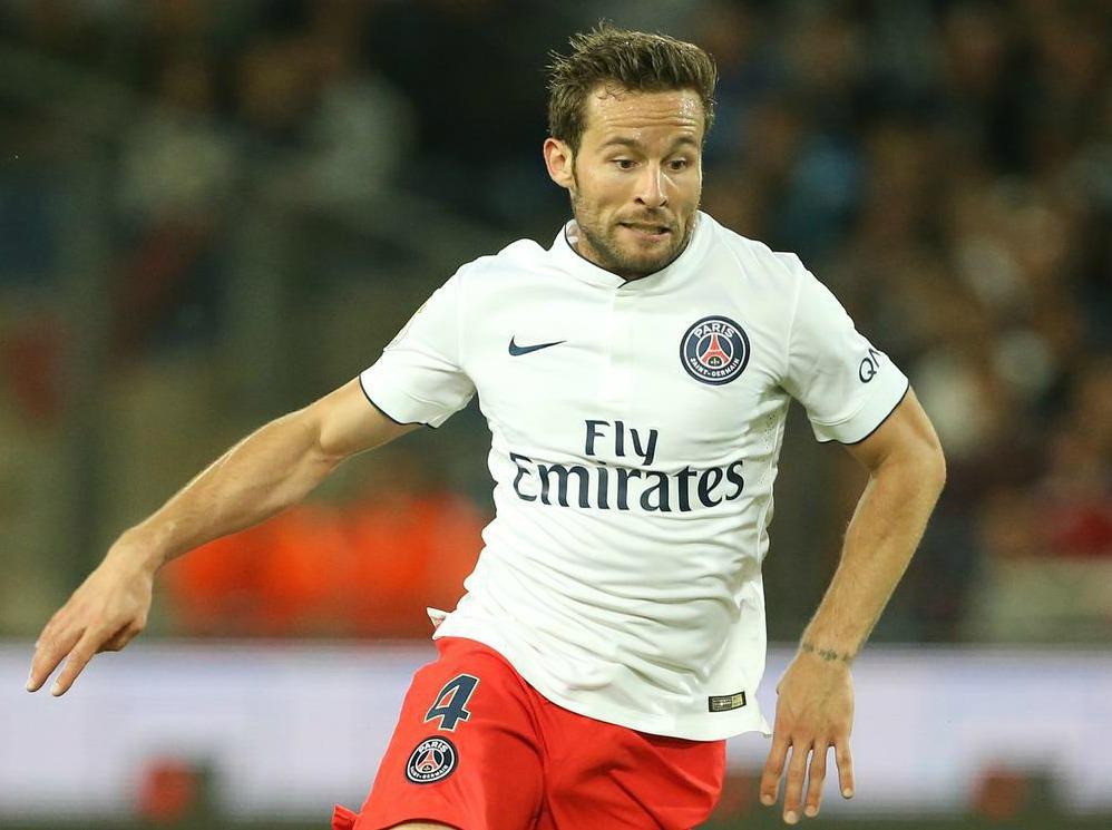 Arsenal 'line up Yohan Cabaye transfer as Paris Saint-Germain eye Xavi loan-deal'