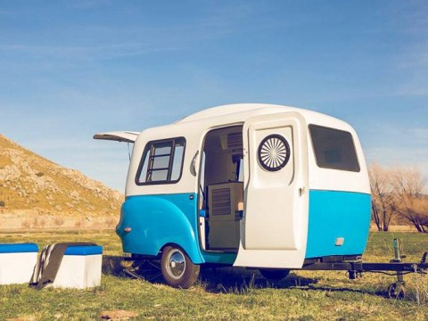 This Happier Camper van is the niftiest thing you've ever seen