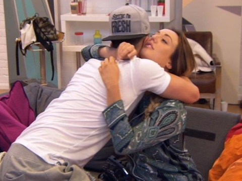 Gaz and Charlotte kiss and make up in Geordie Shore's season 10 finale