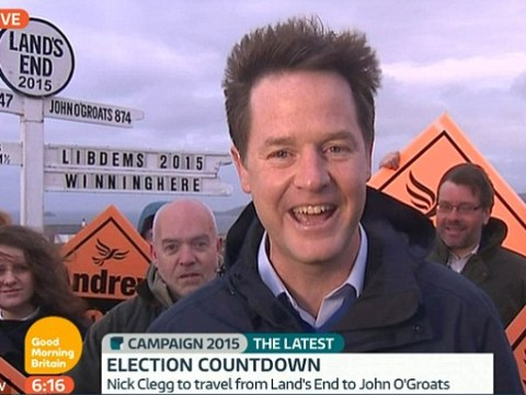 The amazing moment Nick Clegg told Susanna Reid to 'get a life' on live TV