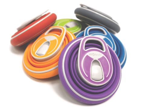 Collapsible water bottles: Your snazzy summer essential