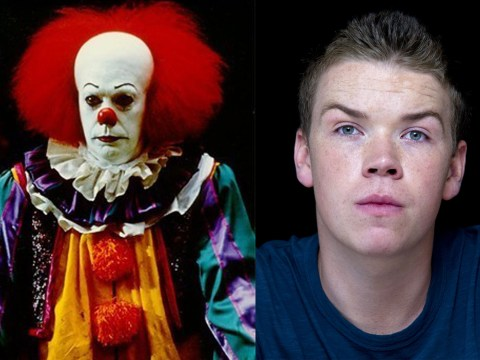 Will Poulter set to scare the living daylights out of everyone as Pennywise in It remake