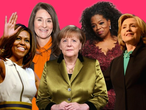 These are the 15 most powerful women in the world