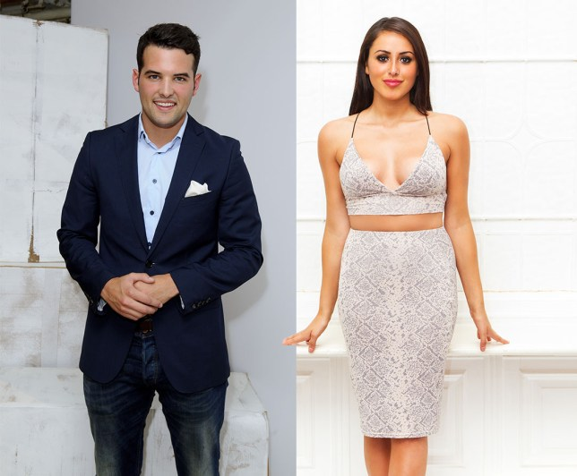 Ricky Rayment and Marnie Simpson are arguing again (Picture: Picturematt/REX_Shutterstock)
