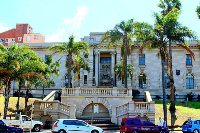 The case was heard at Durban Supreme Court (Picture: Wikipedia)