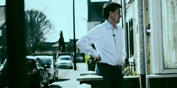 Ed Miliband's new video – 8 Mile style