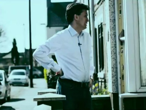 Ed Miliband's new video – 8 Mile style