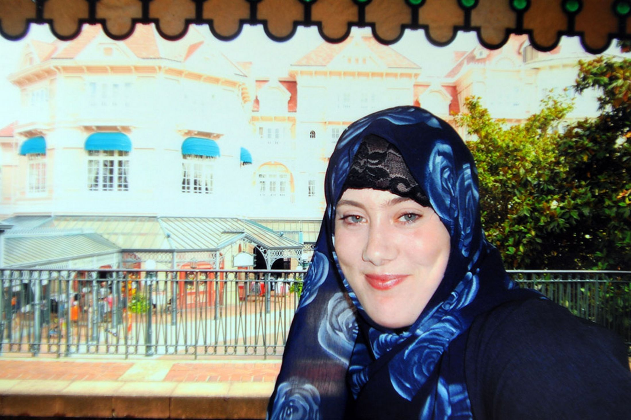 Samantha Lewthwaite, Briton suspected of terrorist activities, including the massacre at the Westgate shopping centre in Kenya.