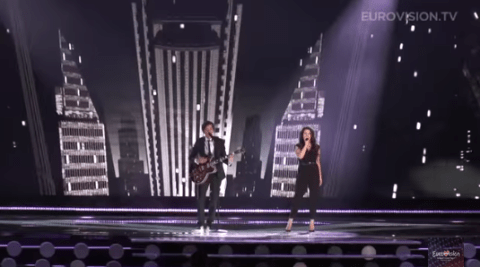 Eurovision Song Contest 2015: Can these duets beat the UK's Electro Velvet?