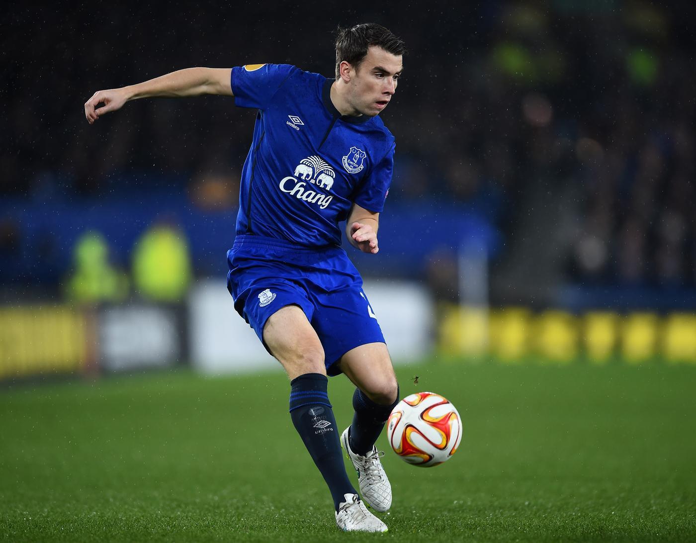 Chelsea 'plot £20million transfer for Everton right-back Seamus Coleman'