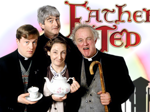 Father Ted quiz: name that priest