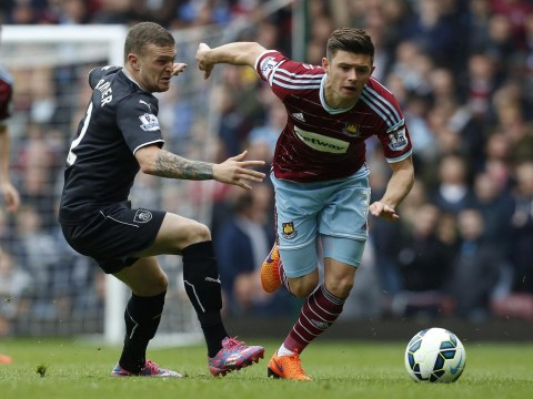 Manchester City 'lining up transfer bid for West Ham defender Aaron Cresswell'