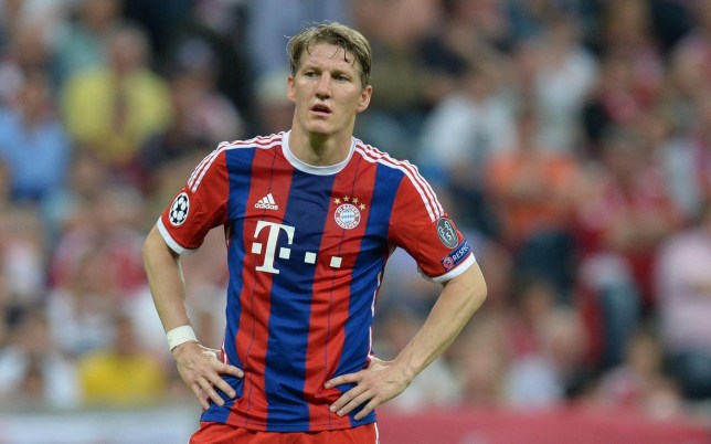 Bastian Schweinsteiger could be leaving Bayern Munich this summer (Picture: Getty)
