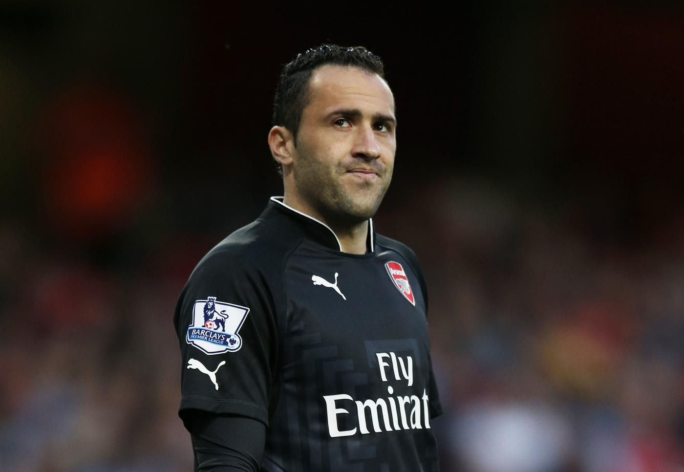 David Ospina is set to leave Arsenal this summer (Picture:Reuters)