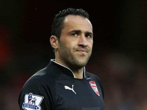 Besiktas line up January transfer move for Arsenal goalkeeper David Ospina – report
