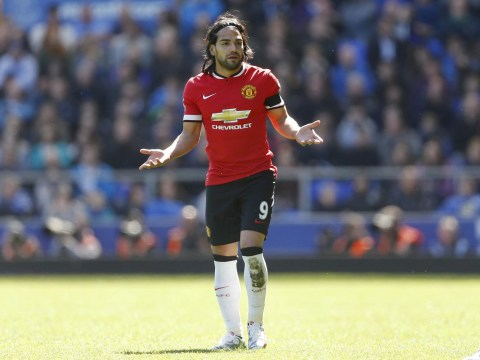 Radamel Falcao's mother reveals Manchester United striker is unhappy at club and could leave in summer