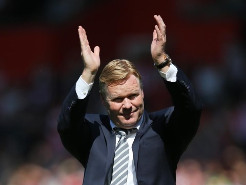 Ronald Koeman should be named Premier League Manager of the Year for the job he has done at Southampton this season